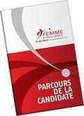 Parcours de la candidate