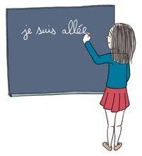 Fille français