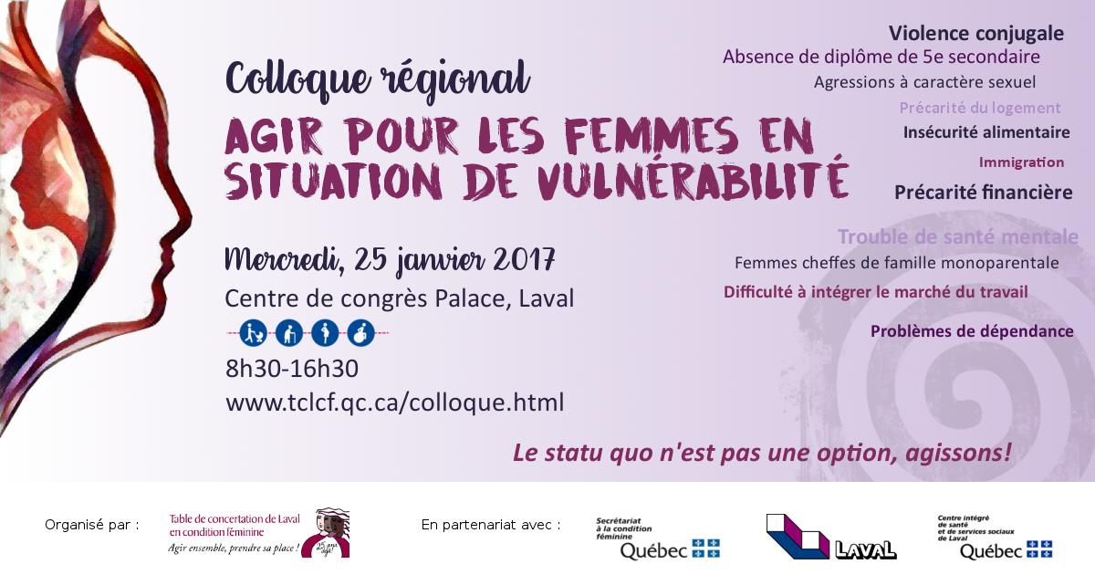 c28bbc28a7 Table de concertation de Laval en condition féminine