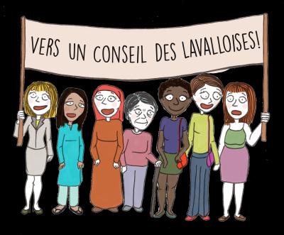 Vers un Conseil des Lavalloises2